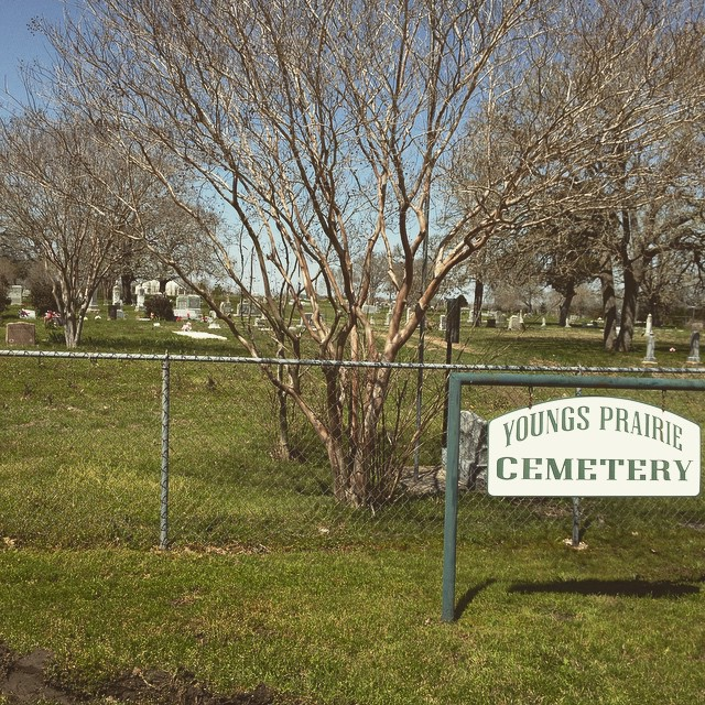 Young's Prairie Cemetery