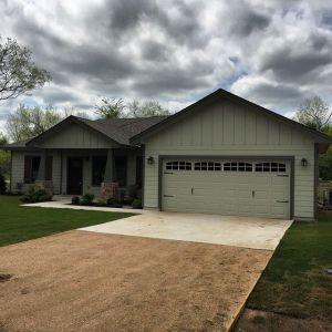 New Home Bastrop TX